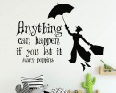 Anything Can Happen if You Let It